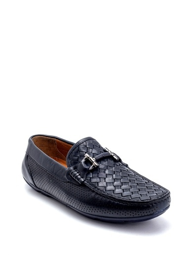 Derimod Erkek Loafer(957) Casual Lacivert